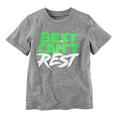 Boys 4-8 Carter's 'Best Can't Rest' Graphic Tee