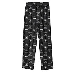 Boys 8-20 Oakland Raiders Team Logo Lounge Pants
