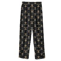 Boys 8-20 New Orleans Saints Team Logo Lounge Pants