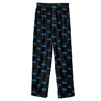 Boys 8-20 Carolina Panthers Team Logo Lounge Pants
