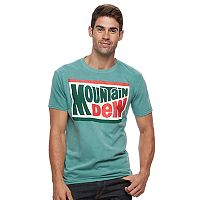 Men's Mt. Dew Tee