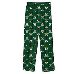 Boys 8-20 Green Bay Packers Team Logo Lounge Pants