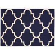 Garland Rug Large Quatrefoil Rug