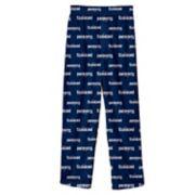 Boys 8-20 New EnglandPatriots Team Logo Lounge Pants