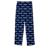 Boys 8-20 New England Patriots Team Logo Lounge Pants