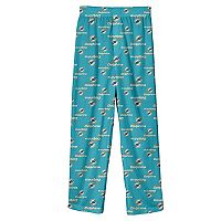 Boys 8-20 Miami Dolphins Team Logo Lounge Pants