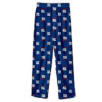 Boys 8-20 New York Giants Team Logo Lounge Pants
