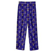 Boys 8-20 Minnesota Vikings Team Logo Lounge Pants