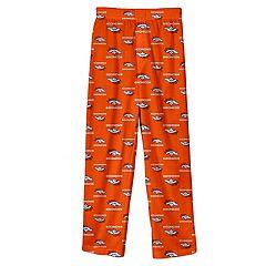 Boys 8-20 Denver Broncos Team Logo Lounge Pants