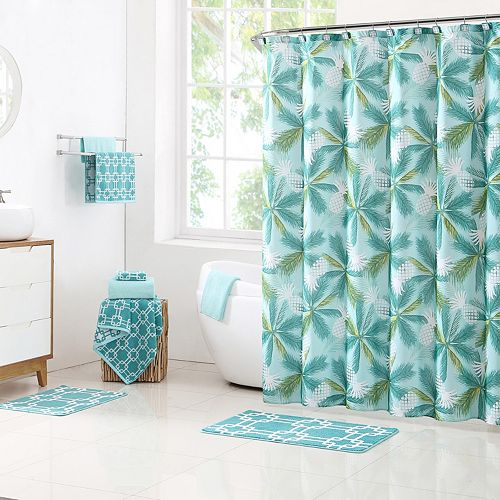 Clairebella 15-piece Tropical Bathroom Set