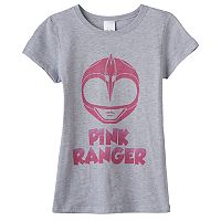 Girls 7-16 Power Rangers