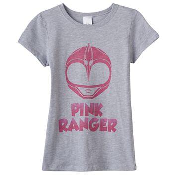 Girls 7-16 Power Rangers