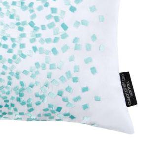 Christian Siriano Capri Throw Pillow