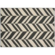 Garland Rug Chelsea Chevron Rug - 5' x 7'