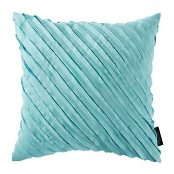 Christian Siriano Capri Square Throw Pillow