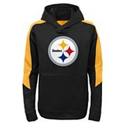 Boys 8-20 Pittsburgh Steelers Hyperlink Pullover Hoodie