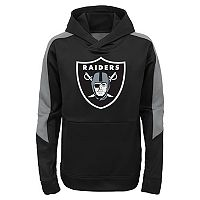Boys 8-20 Oakland Raiders Hyperlink Pullover Hoodie