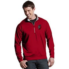 Men's Antigua Portland Trail Blazers Leader Pullover