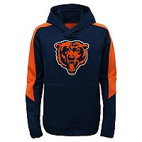 Boys 8-20 Chicago Bears Hyperlink Pullover Hoodie