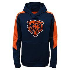 Boys 8-20 Chicago Bears Hyperlink Pullover Hoodie