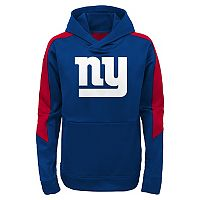 Boys 8-20 New York Giants Hyperlink Pullover Hoodie
