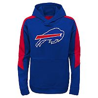 Boys 8-20 Buffalo Bills Hyperlink Pullover Hoodie