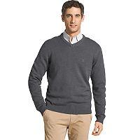 Men's IZOD Fieldhouse Regular-Fit V-Neck Sweater