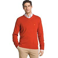 Men's IZOD Fieldhouse Regular-Fit V-Neck Sweater