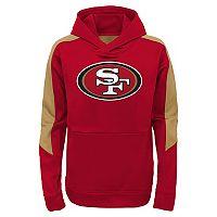 Boys 8-20 San Francisco 49ers Hyperlink Pullover Hoodie