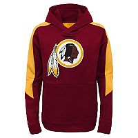 Boys 8-20 Washington Redskins Hyperlink Pullover Hoodie