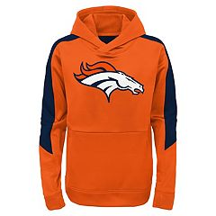 Boys 8-20 Denver Broncos Hyperlink Pullover Hoodie