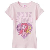 Girls 7-16 My Little Pony Twilight Sparkle, Pinkie Pie & Fluttershy