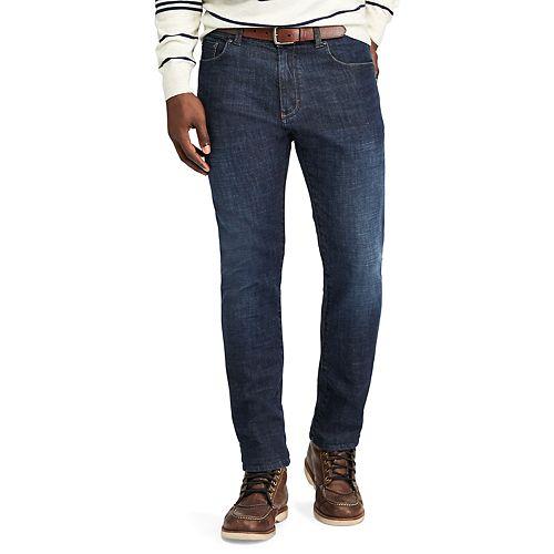 Men's Chaps Classic-Fit 5-Pocket Stretch Jeans