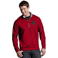 Men's Antigua Toronto Raptors Leader Pullover