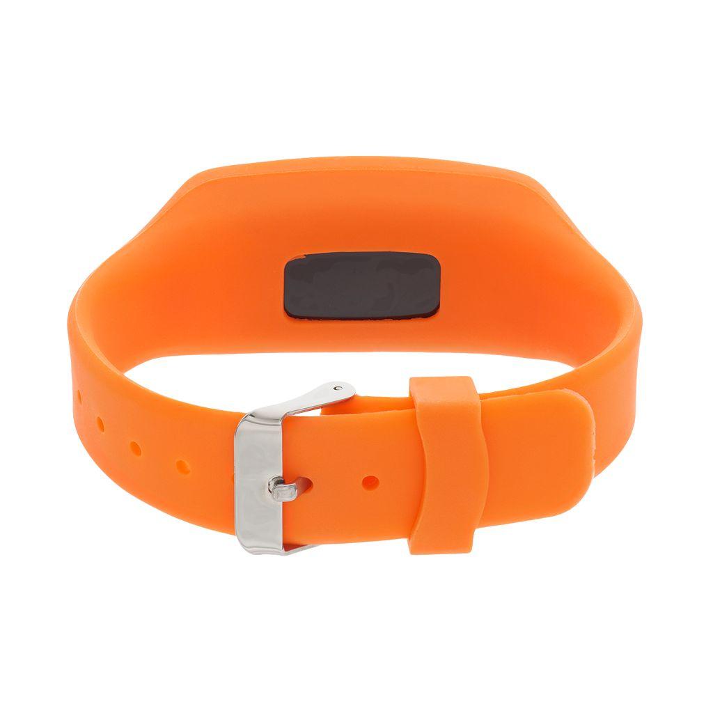 B-Fit Men's Activity Tracker & Interchangeable Band Set - KO5379BK599-078