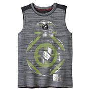 Boys 4-7x Star Wars a Collection for Kohl's BB8 Metallic Mesh Graphic Tank Top