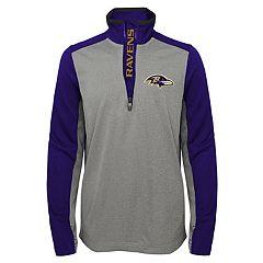 Boys 8-20 Baltimore Ravens Matrix Pullover