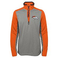 Boys 8-20 Denver Broncos Matrix Pullover