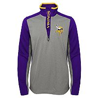 Boys 8-20 Minnesota Vikings Matrix Pullover