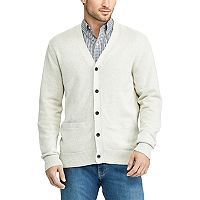 Men's Chaps Classic-Fit Cardigan Sweater