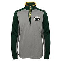 Boys 8-20 Green Bay Packers Matrix Pullover