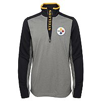 Boys 8-20 Pittsburgh Steelers Matrix Pullover