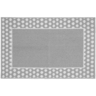 Garland Rug Polka Dot Framed Rug