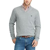 Men's Chaps Classic-Fit V-neck Sweater