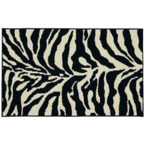 Garland Rug Safari Animal Print Rug