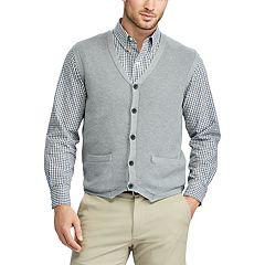 Men's Chaps Classic-Fit Waistcoat Fashion Vest