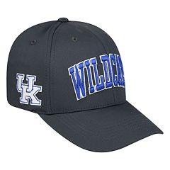 Adult Top of the World Kentucky Wildcats Cool & Dry One-Fit Cap