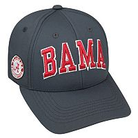 Adult Top of the World Alabama Crimson Tide Cool & Dry One-Fit Cap