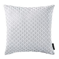 Christian Siriano Java Square Throw Pillow