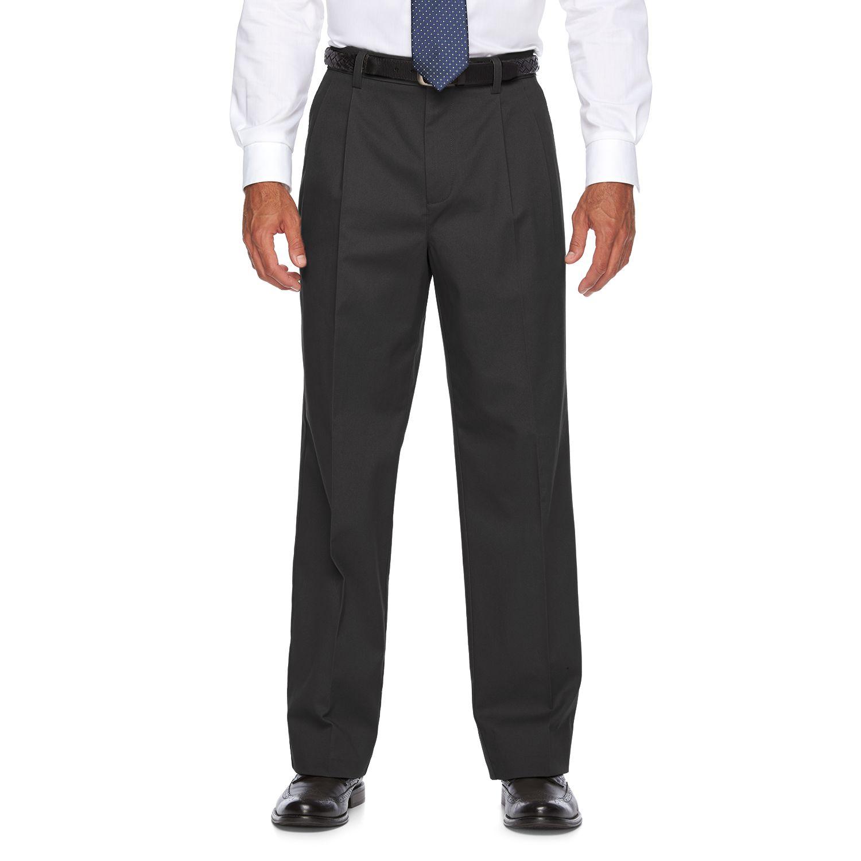 Mens Black Dress Pants 30X34 Ocnr8yfu